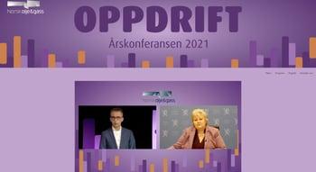 Kundecase: Vellykket samarbeid gav suksess for Norsk olje og gass' årskonferanse for 2021