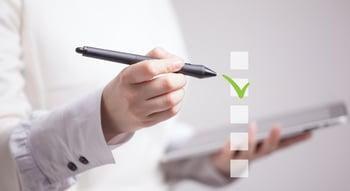 Hva bør med på sjekklisten når du skal lage et vellykket arrangement?