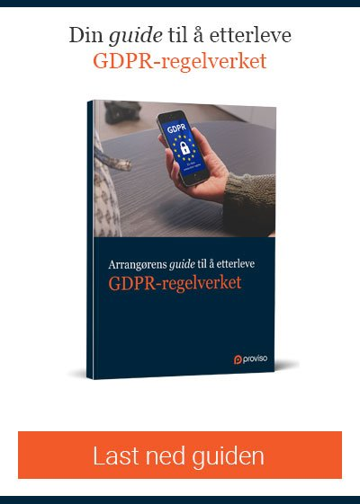 GDPR-regleverket